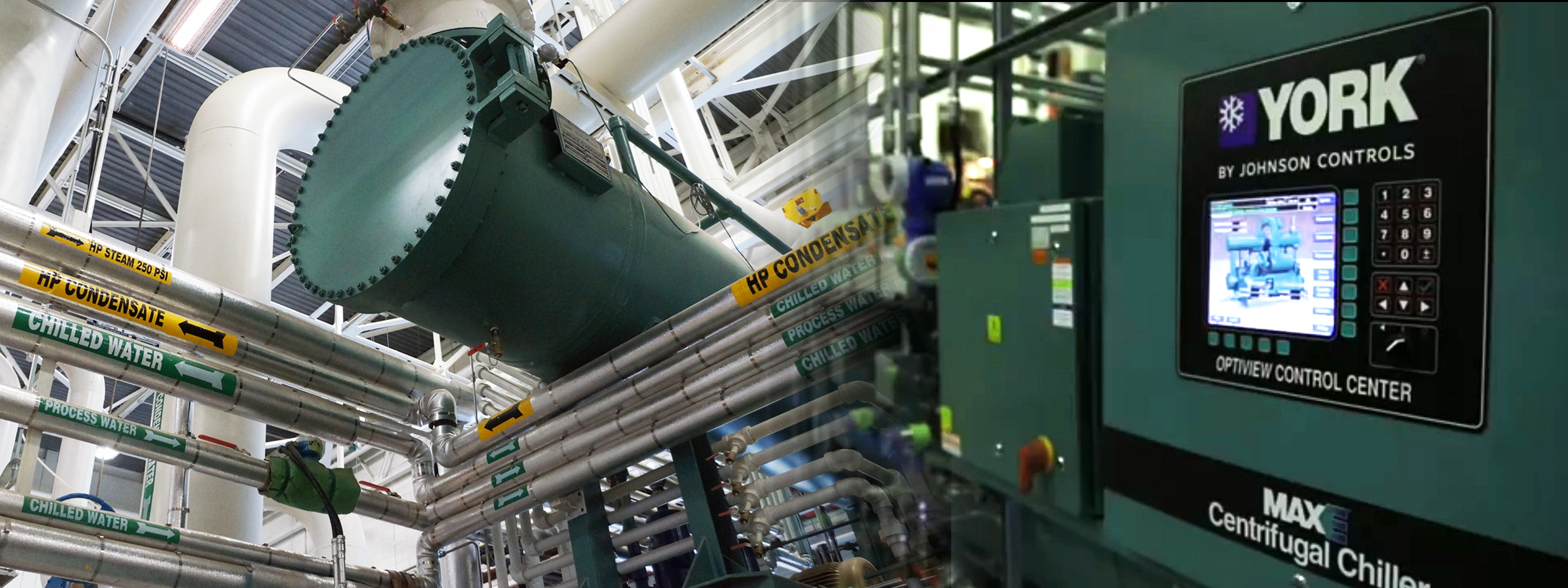 Central Utilities equipment